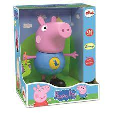George Com Atividades - Peppa Pig ELKA