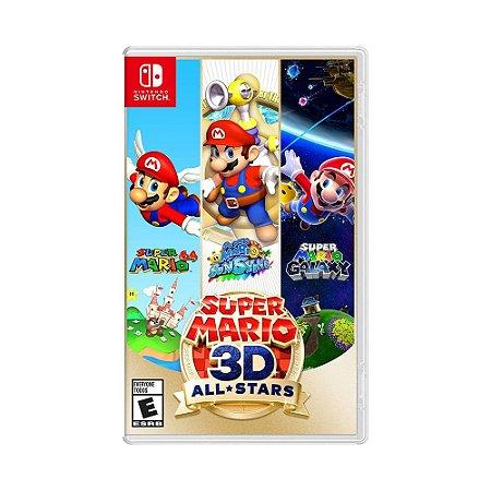 Switch Super Mario 3D All-Stars