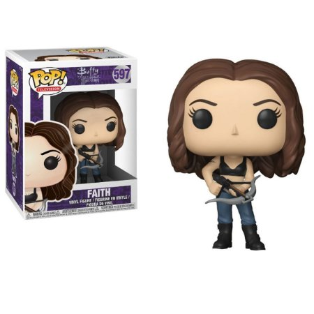 Funko Pop Buffy The Vampire Faith 597