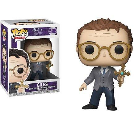 Funko Pop Buffy The Vampire Giles 596