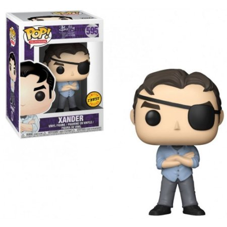 Funko Pop Buffy The Vampire Xander 595