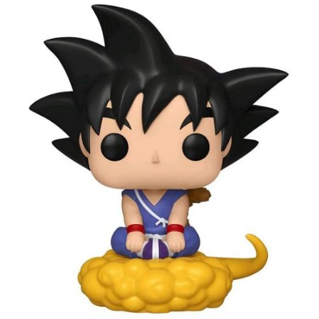 Funko Pop Dragon Ball Son Goku *EX* Atc 517