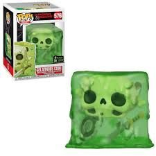 Funko Pop Dungeons Dragons *Comic Emerald* Gelatinous Cube 576