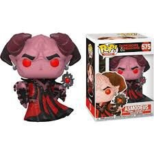 Funko Pop Dungeons Dragons Asmodeus 575
