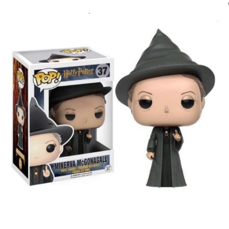 Funko Pop Harry Potter Minerva Mc Gonagall 37