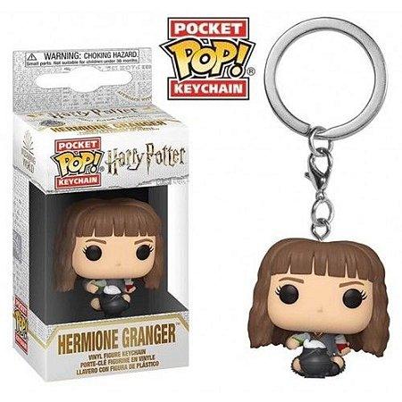 Chaveiro Funko Pop Keychain Harry Potter Hermione W/Potions