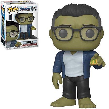 Funko Pop Marvel Avengers Endgame Hulk W/Taco 575