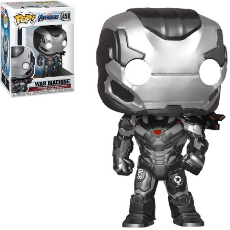 Funko Pop Marvel Avengers Endgame War Machine 458