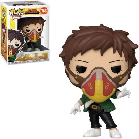 Funko Pop My Hero Academia S4 Overhaul 788
