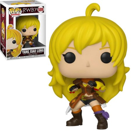 Funko Pop Rwby Yang Xiao Long 589