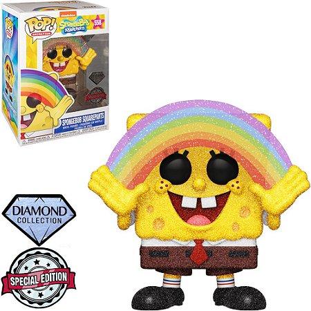 Funko Pop Spongebob 3 Spongebob Squarepants Diamond *EX* 558