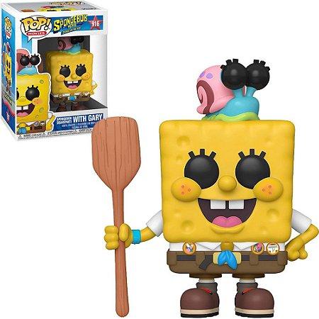 Funko Pop Spongebob 3 Spongebob With Gary & Pineapple House 2 Pack