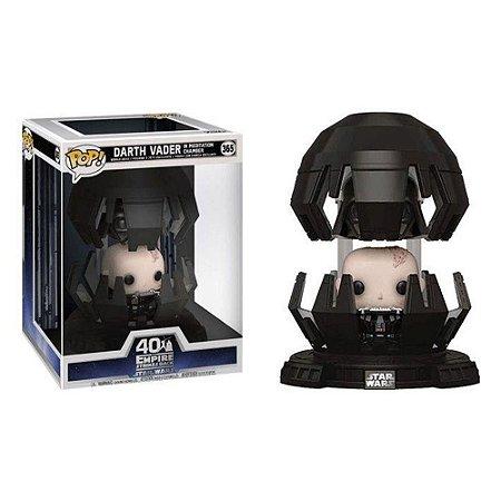 Funko Pop Star Wars Empire *DELUXE* Darth Vader In Meditation Chamber 365