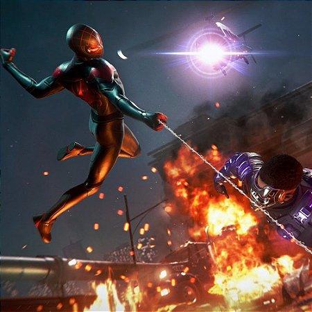 PS5 Marvel's Spider-Man Miles Morales Edição Ultimate