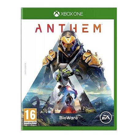 Xbox One Anthem [USADO]