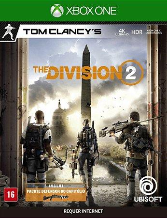 Xbox One Tom Clancy's The Division 2 [USADO]
