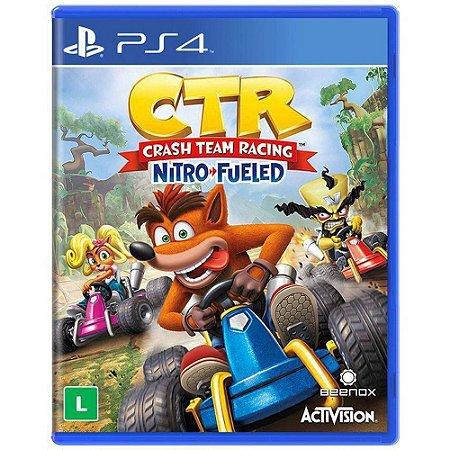 Switch Crash Team Racing Nitro-Fueled [USADO]