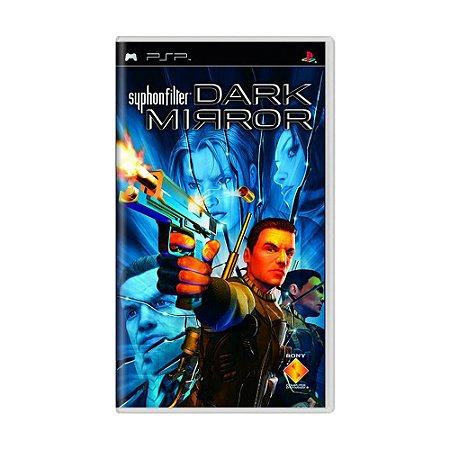 PSP Syphon Filter Dark Mirror [USADO]