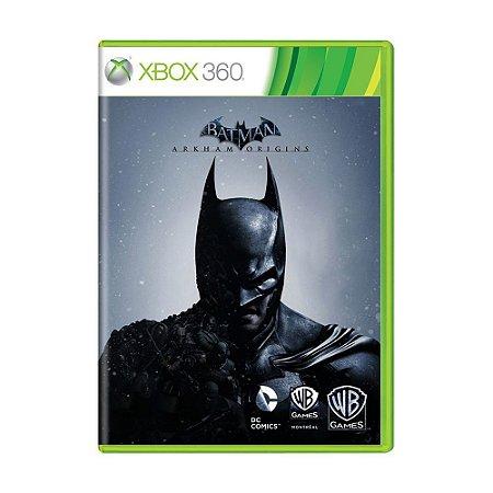 Xbox 360 Batman Arkham Origins [USADO]