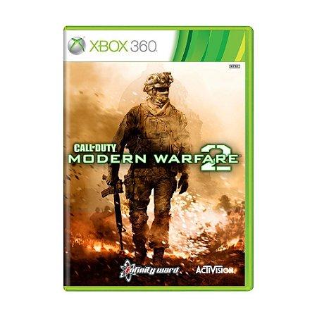 Xbox 360 Call of Duty Modern Warfare 2 [USADO]