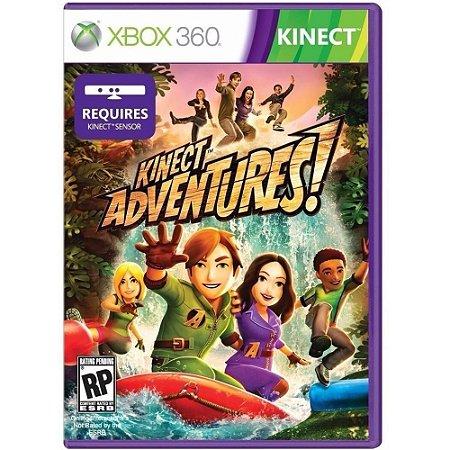 Xbox 360 Kinect Adventures [USADO]