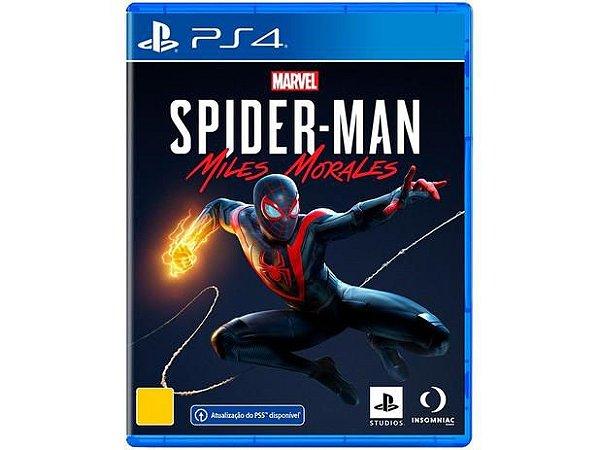 PS4 Marvel's Spider-Man Miles Morales