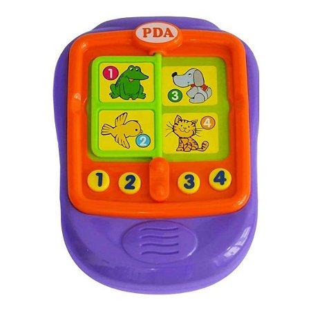 Meu Primeiro Brinquedo PDA - Multikids Baby - BR1023