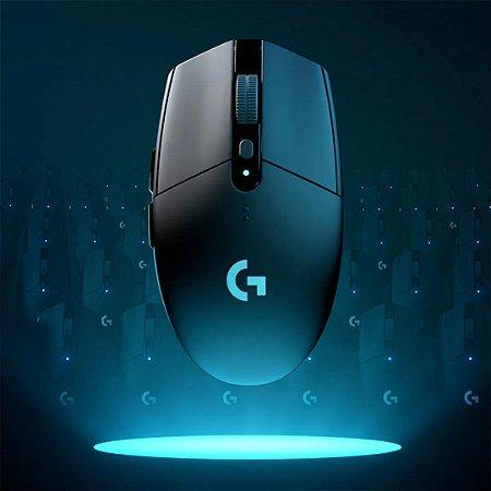 Mouse Sem Fio Para Jogos Logitech Pro Wireless Preto
