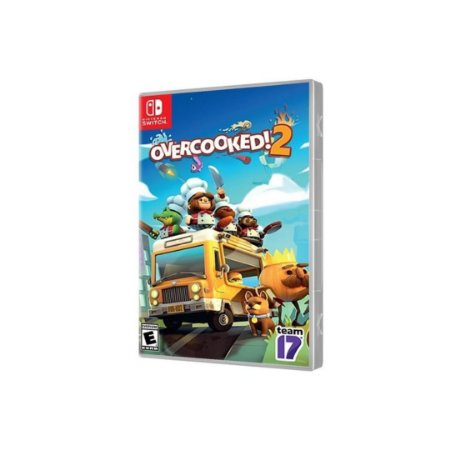 Switch Overcooked! 2