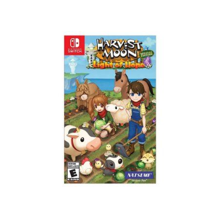 Switch Harvest Moon: Light of Hope Especial Edition