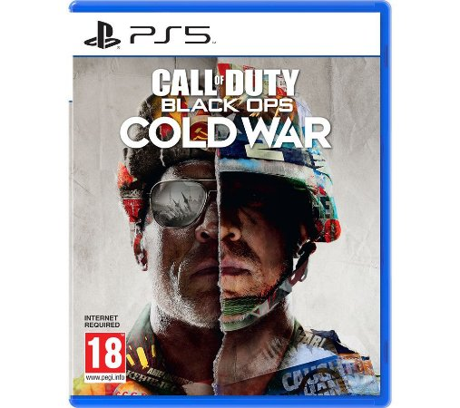 PS5 Call of Duty Black Ops Cold Wars