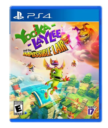 PS4 Yooka-Laylee: The Impossible Lair