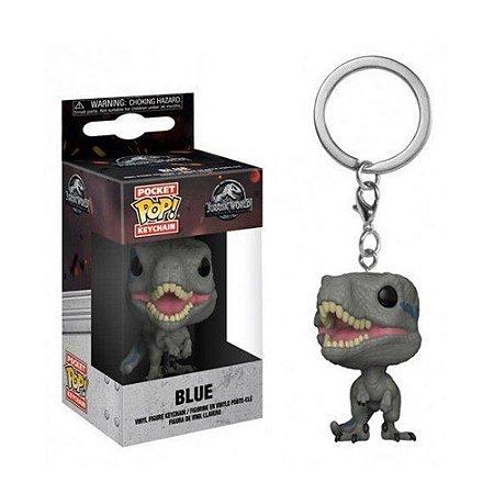 Chaveiro Funko Pop! Keychain: Jurassic World - Blue