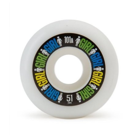 Roda Girl Hardline 101A Lean  51mm