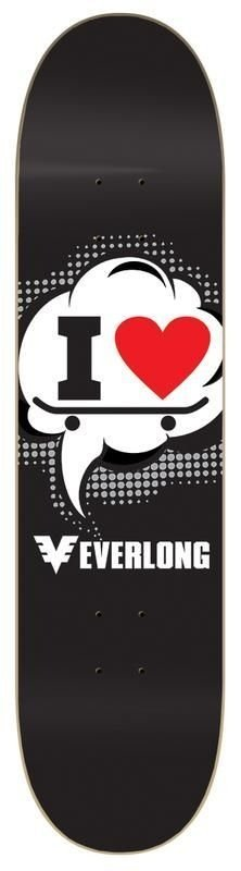 Shape Everlong I love Everlong 7,75""
