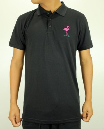 Camiseta Blaze Polo Flamingo