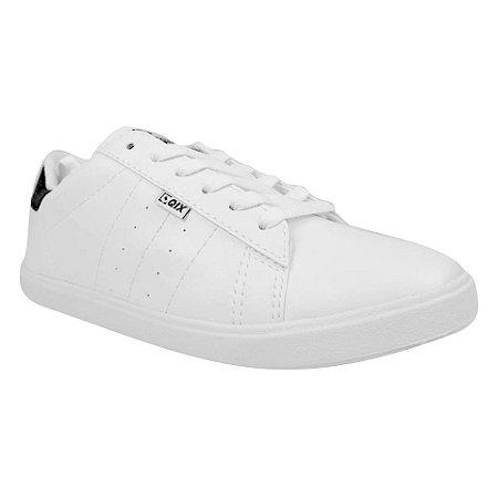 Tênis Qix Classic Branco/Preto