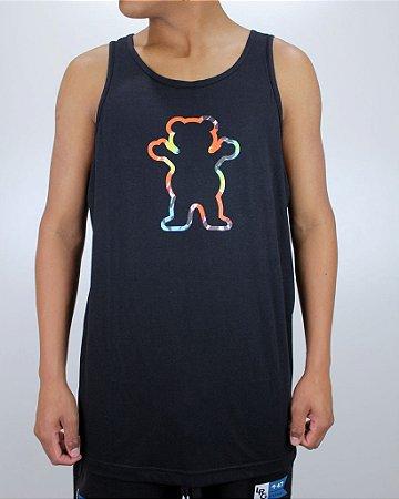 Regata Grizzly Tie-Dye Outline - Beco Skate Shop ed78576f8fd