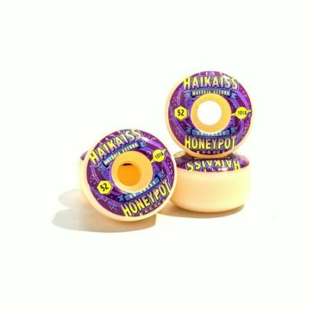 Rodas Honeypot Colab Haikaiss - 52mm