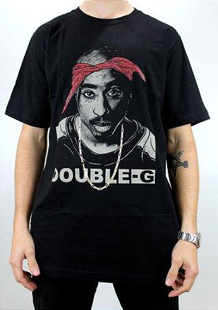 Camiseta Double G 2 Pac