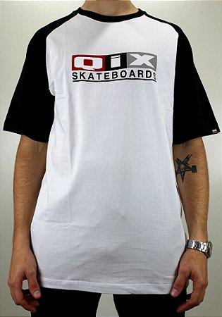 Camiseta Qix Skateboard