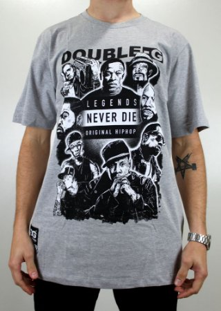 Camiseta Double G Legends