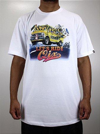 Camiseta Qix Lets Ride