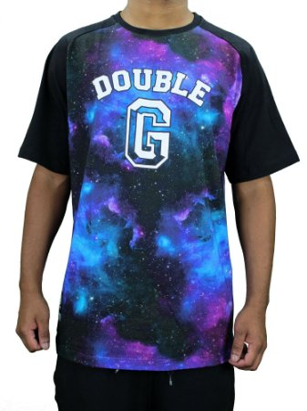 Camiseta Double-G Print Galaxy