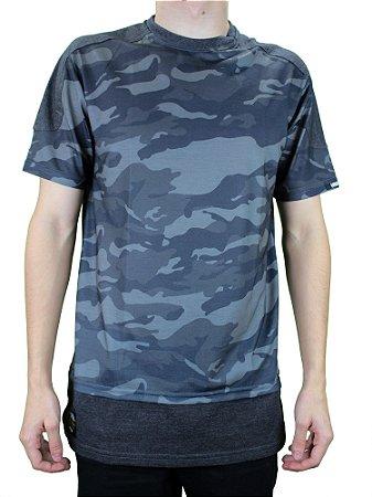 Camiseta Urgh Camuflada Diego Garcez