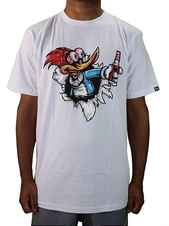 Camiseta Qix Pica-Pau