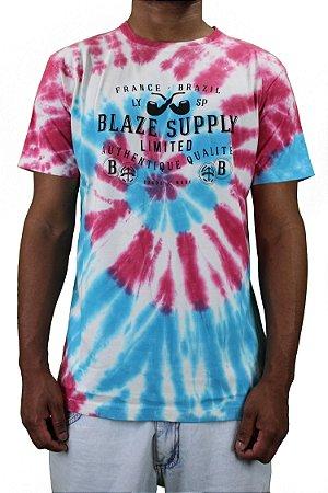 Camiseta Blaze Tie Dye France