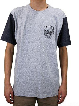 Camiseta Volcom Esp Nowhere