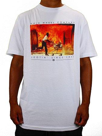 Camiseta Gold Lootin Black