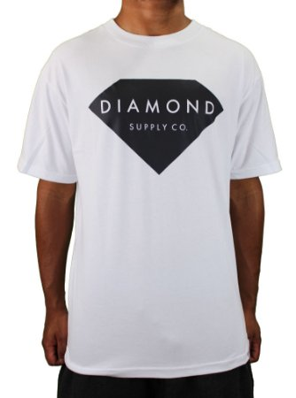Camiseta Diamond Solid Stone